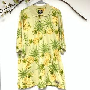 TOMMY BAHAMA PINEAPPLE BUTTON UP 🍍🍍🍍